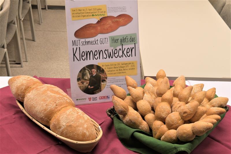 Klemensweckerl, Prozession & Pilger: Wien feiert seinen Stadtpatron