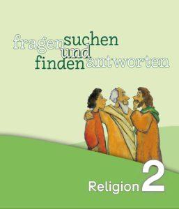 Cover Arbeitsbuch fragen und antworten Religion 2