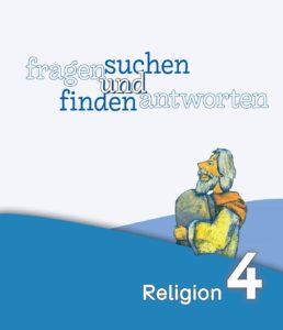 Cover Arbeitsbuch fragen und antworten Religion 4