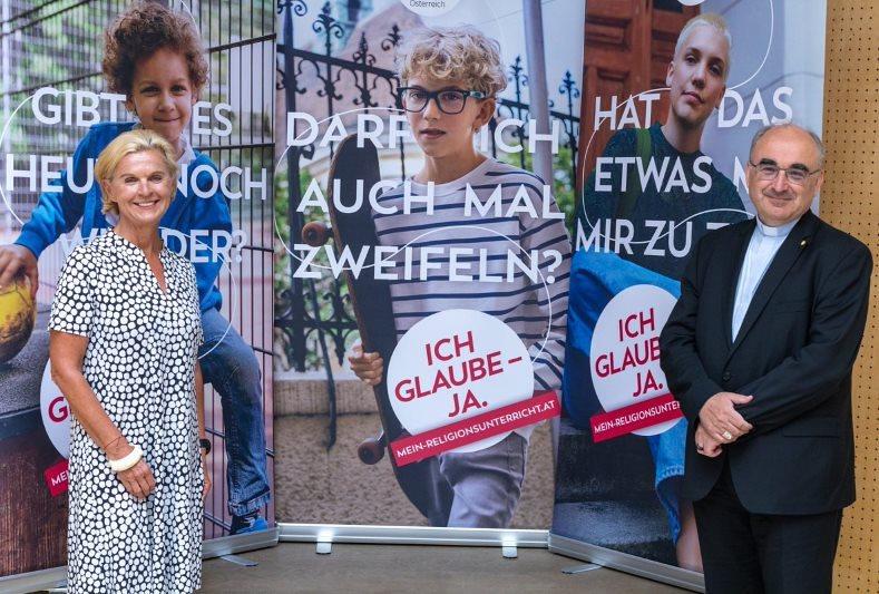 """""""Ich glaube – Ja"""": Neue Kampagne stellt zeitgemäßen Religionsunterricht in den Fokus"""