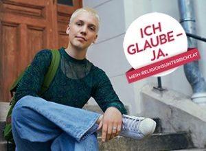 Religionskampagne Ich glaube - ja - Luise-© isobar Werbeagentur GmbH