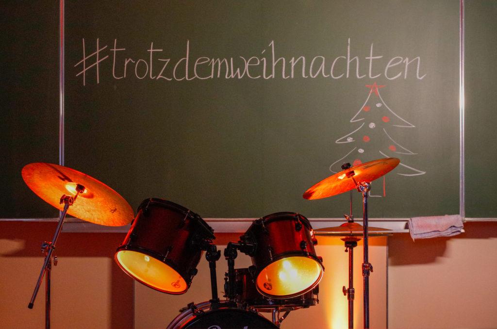 #trotzdemWeihnachten Schulgottesdienst Erzdioezese Wien 22. Dez 2020 © Foto Daniel Kendler